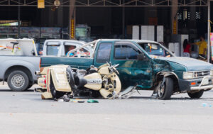Motorcycle Car Side Impact Injury Attorney