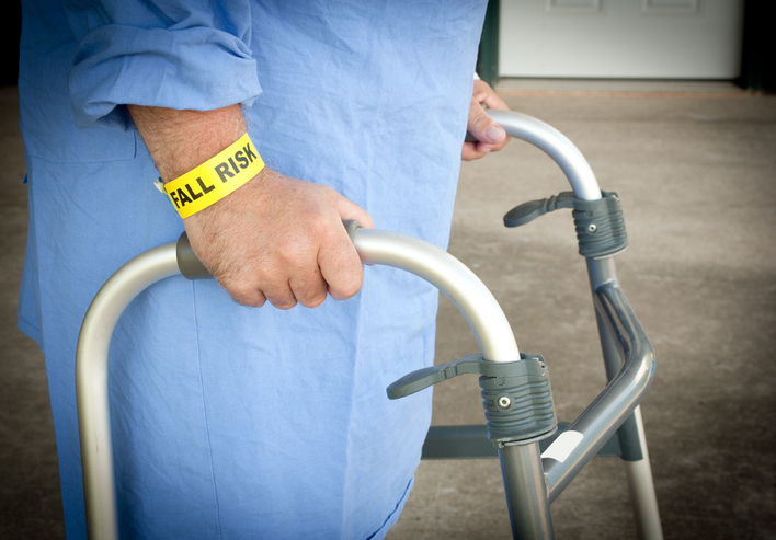 Mission Viejo Irvine Nursing Home Slip and Fall Injury Attorney