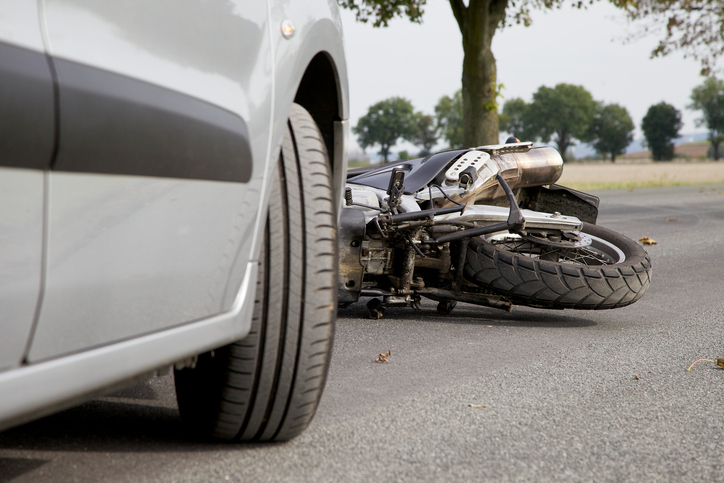 Neck Injury as a Result of a Motorcycle Accident