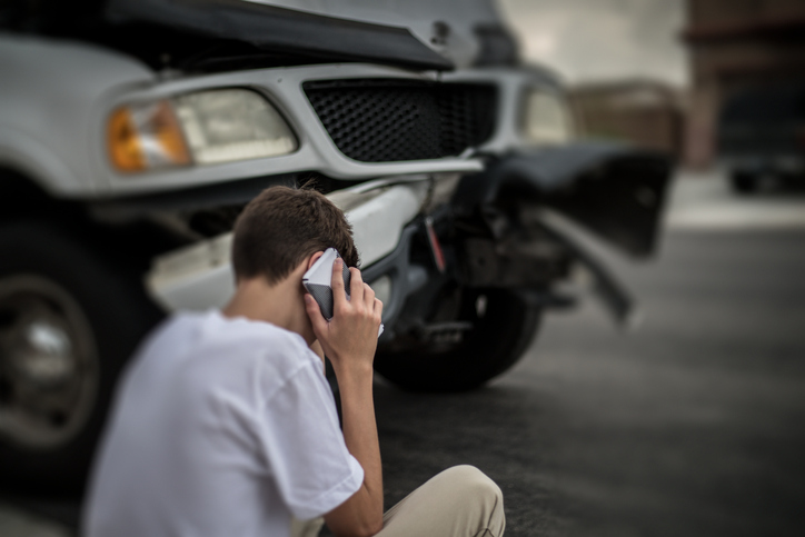 What to do if in an Accident in Mission Viejo