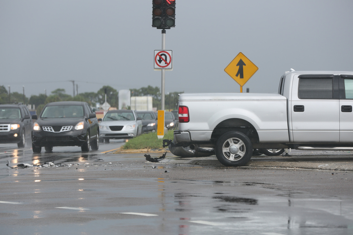 Stolen Truck in a Hit and Run Causes 3 Injuries