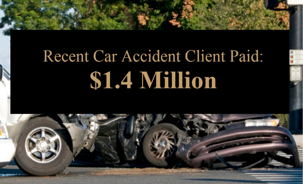 Irvine Mission Viejo Motor Vehicle Accident Attorney