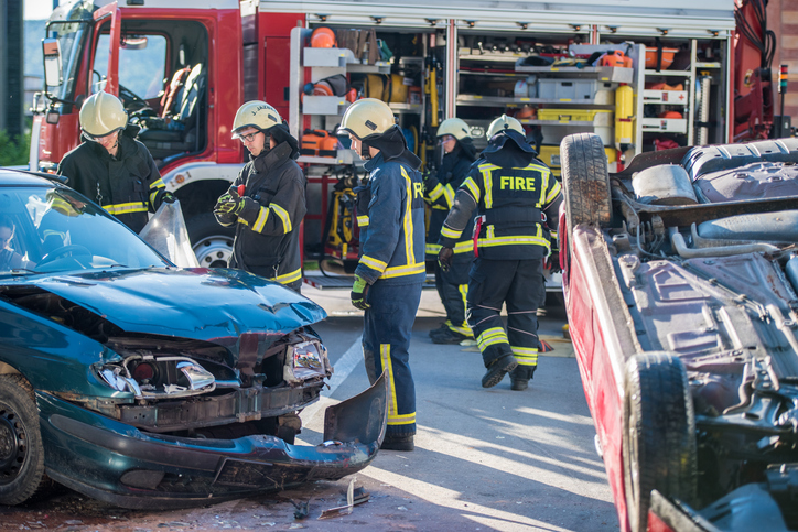 Fatal Accidents Increase 14.4% in the Past Two Years