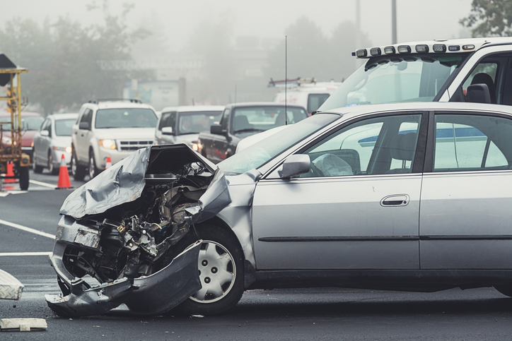 California Comparative Fault for Car Accidents