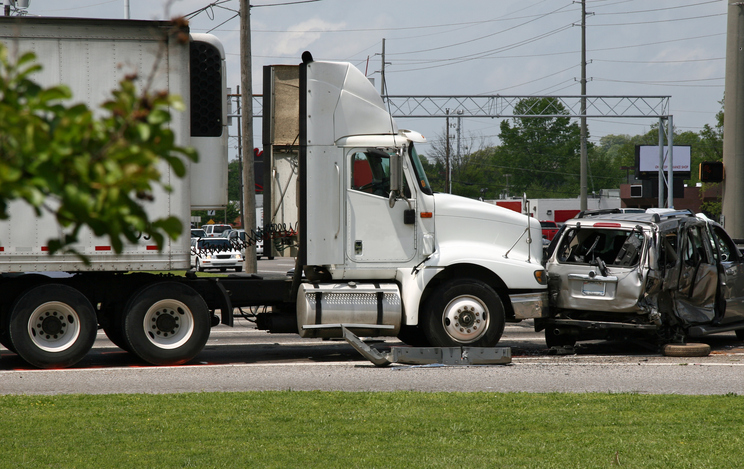 Truck Accident Cases Require Much More Legal Experience