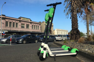 E-Scooters Have Resulted in Serious Injuries