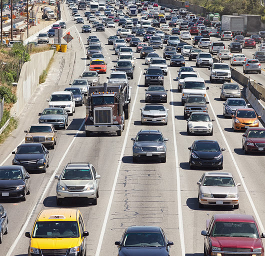 Causes Most Truck Accidents in Irvine and Orange County