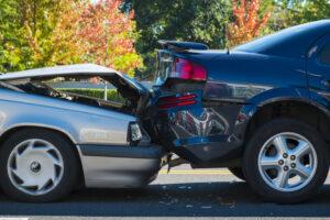 Rear End Car Accident Mission Viejo Irvine Orange County